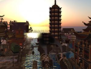 View of Steelhead Shanghai