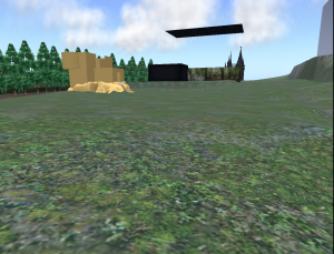 Second Life land in Tintafel