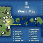 Second Life Map from 11-21-02